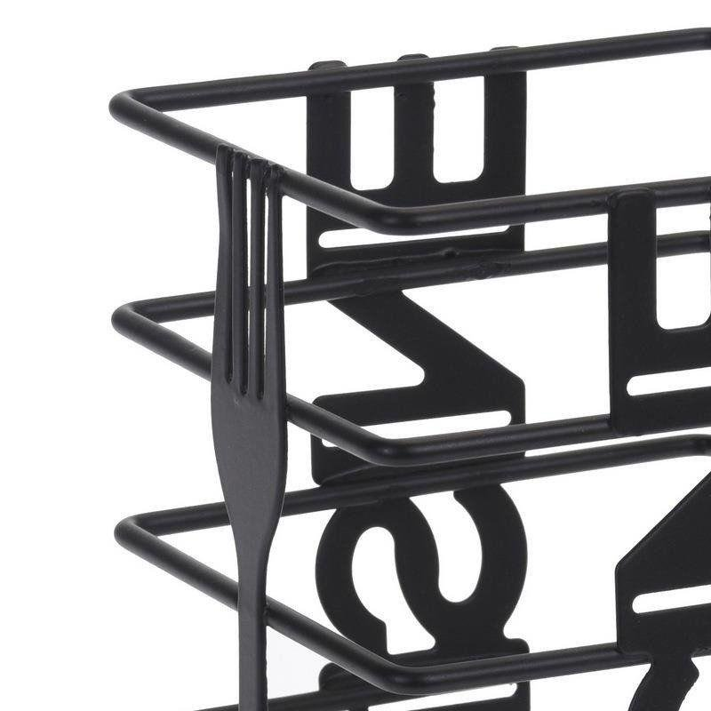 ORION Draining container / stand / organizer for cutlery tools