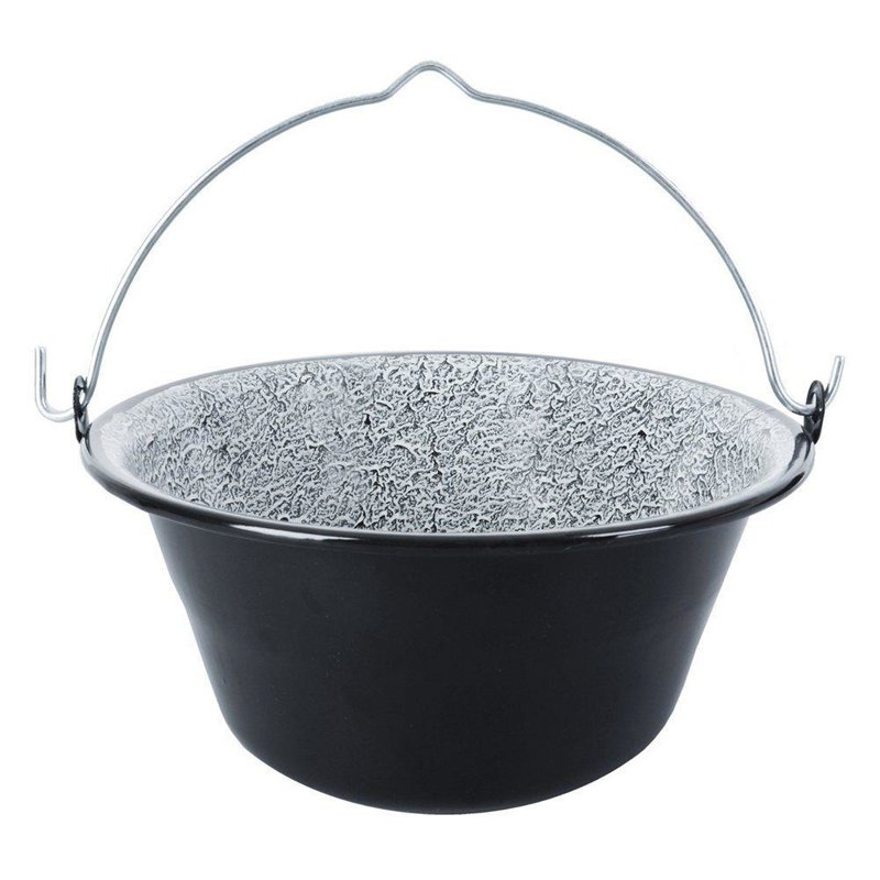 ORION Enamel cauldron hanging pot Hungarian 7,5L
