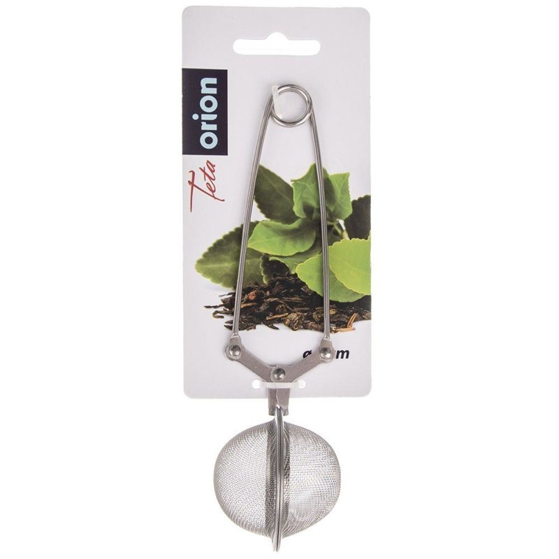 ORION Infuser sieve for tea, herbs with handle