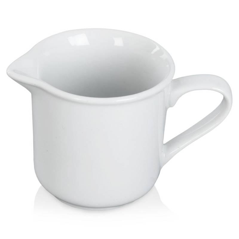 ORION Milk jug / porcelain jug with spout 0,1L