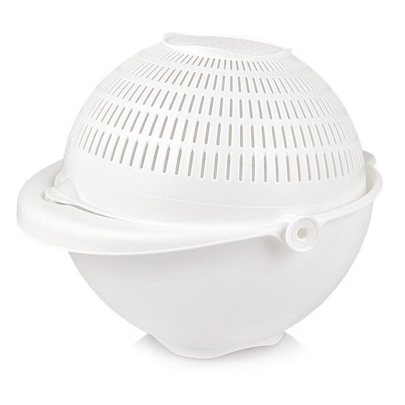 ORION ROTARY strainer with kitchen bowl 21 cm sieve
