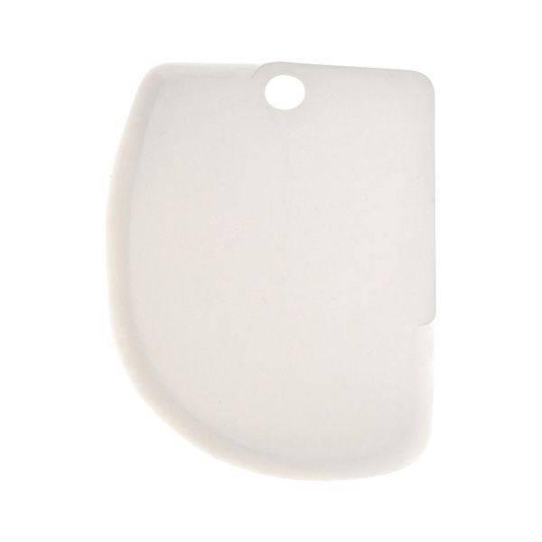 ORION Cremeschaber / Teigschaber / Teigkarte 3 Stück