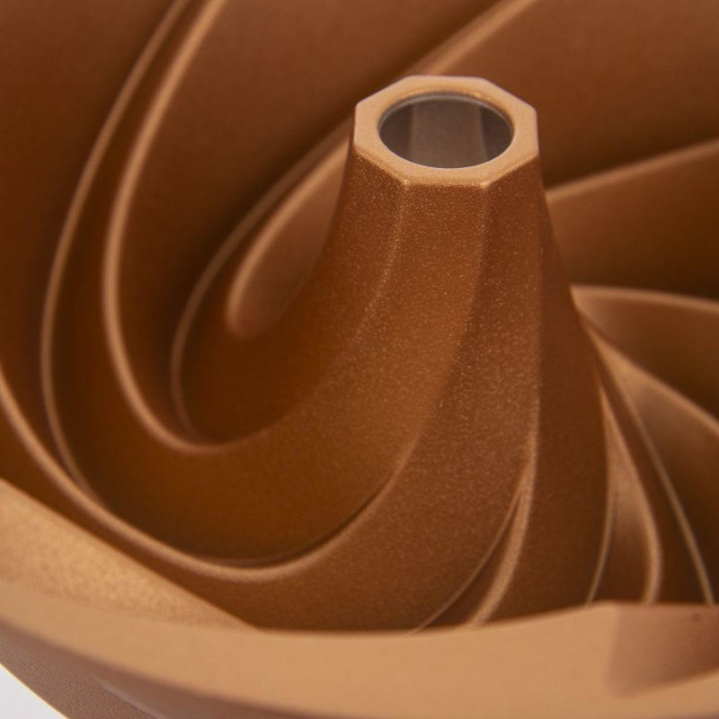ORION Gugelhupfform / Backform mit Rohrboden Kuchenform rund 24 cm