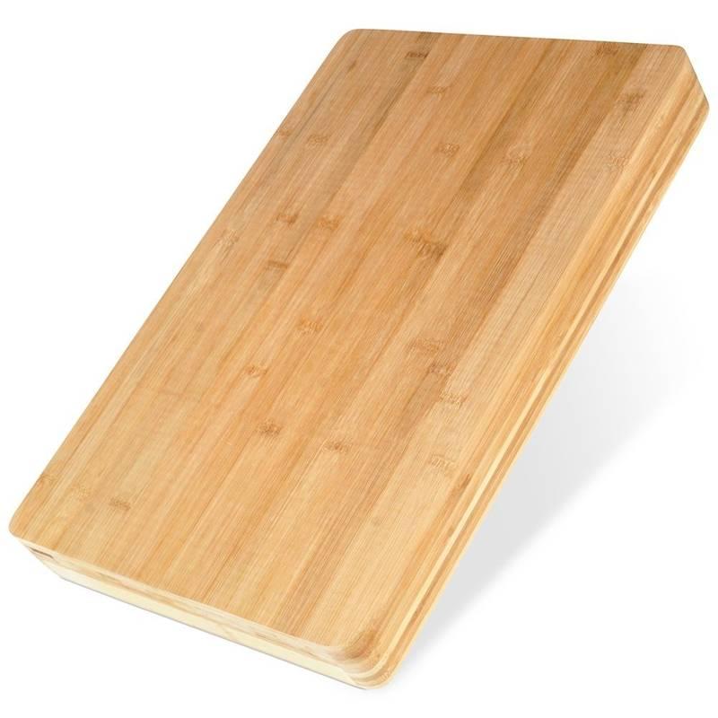 Deska do krojenia / serwowania bambusowa 46x30cm