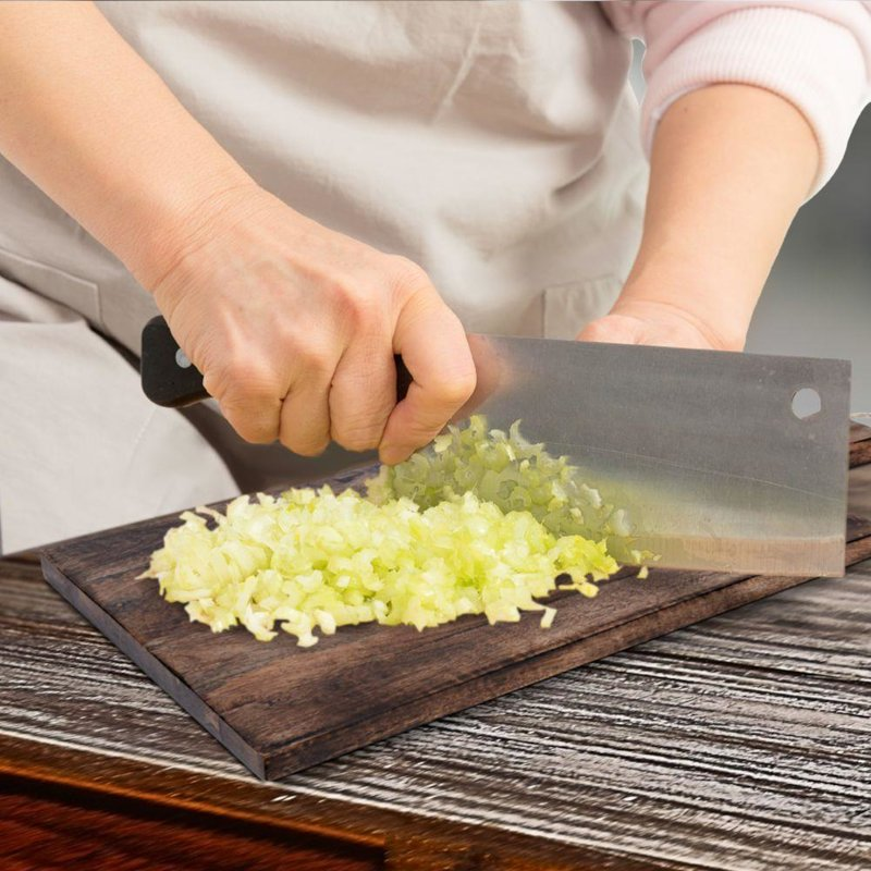Deska kuchenna drewniana mango do krojenia, serwowania, 50x19 cm, z uchwytem