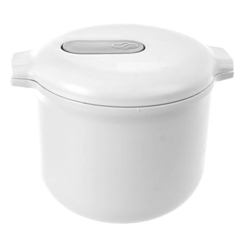 Garnek pojemnik do gotowania ryżu w mikrofalówce
