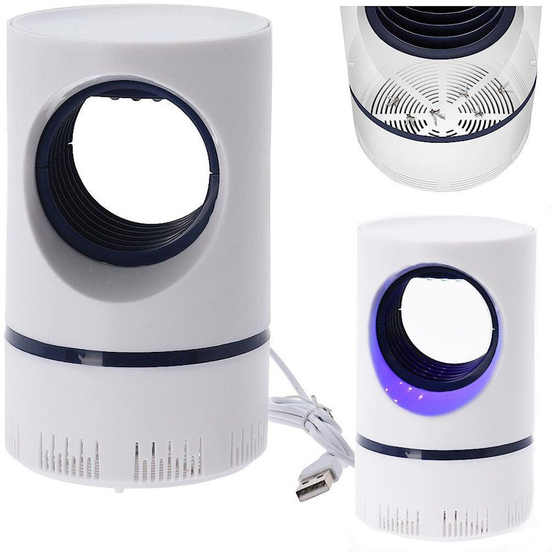 Lampka, lampa na komary, meszki, insekty, USB, diody, LED