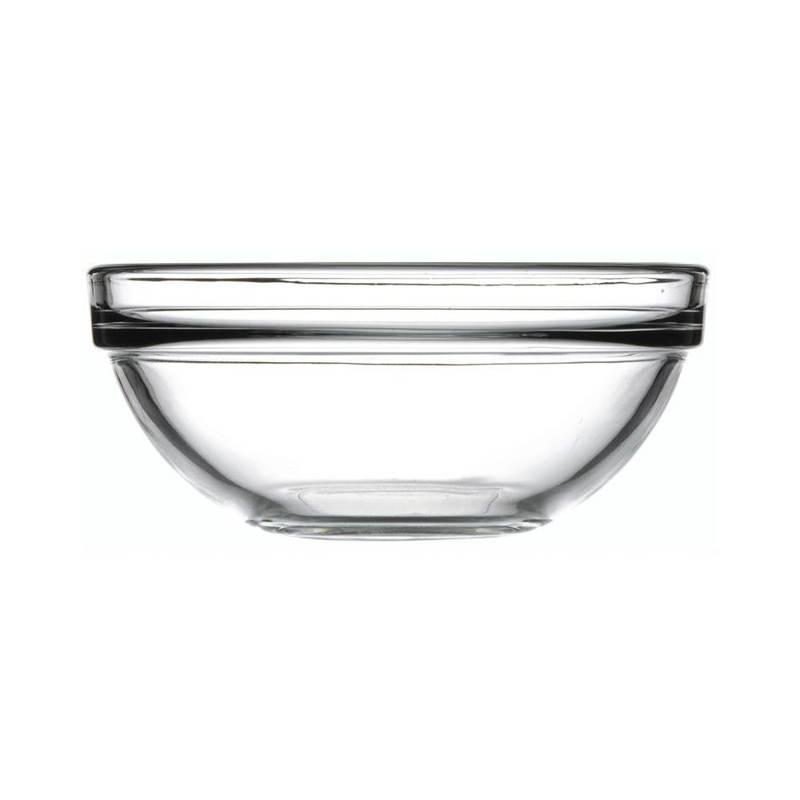 Miseczka SALATERKA miska szklana okrągła 12 cm