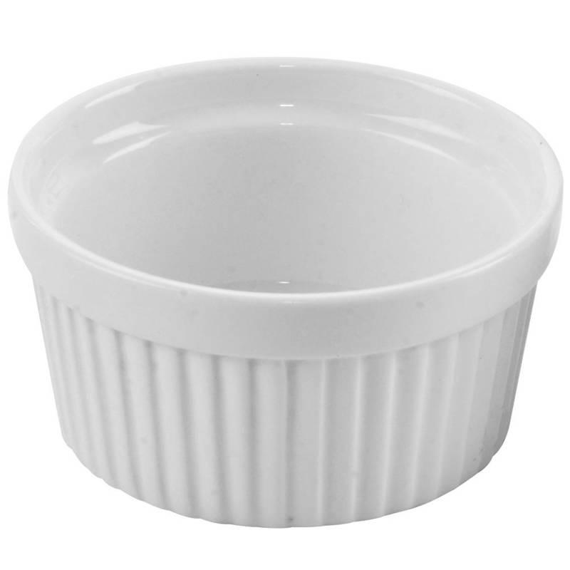 Miseczka kokilka do zapiekania żaroodporna porcelanowa 9 cm