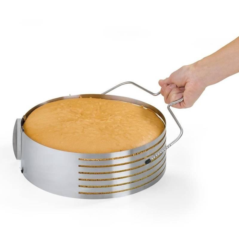 Nóż strunowy struna do cięcia ciasta biszkoptu