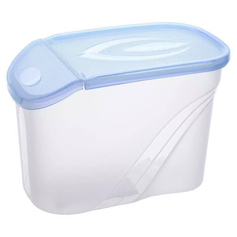 Pojemnik na żywność płatki kasze makaron 0,65 l