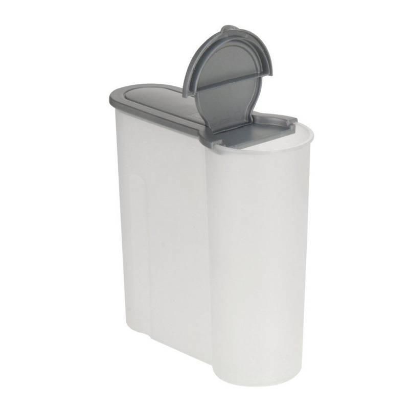 Pojemnik na żywność płatki kasze makaron ZESTAW 3x