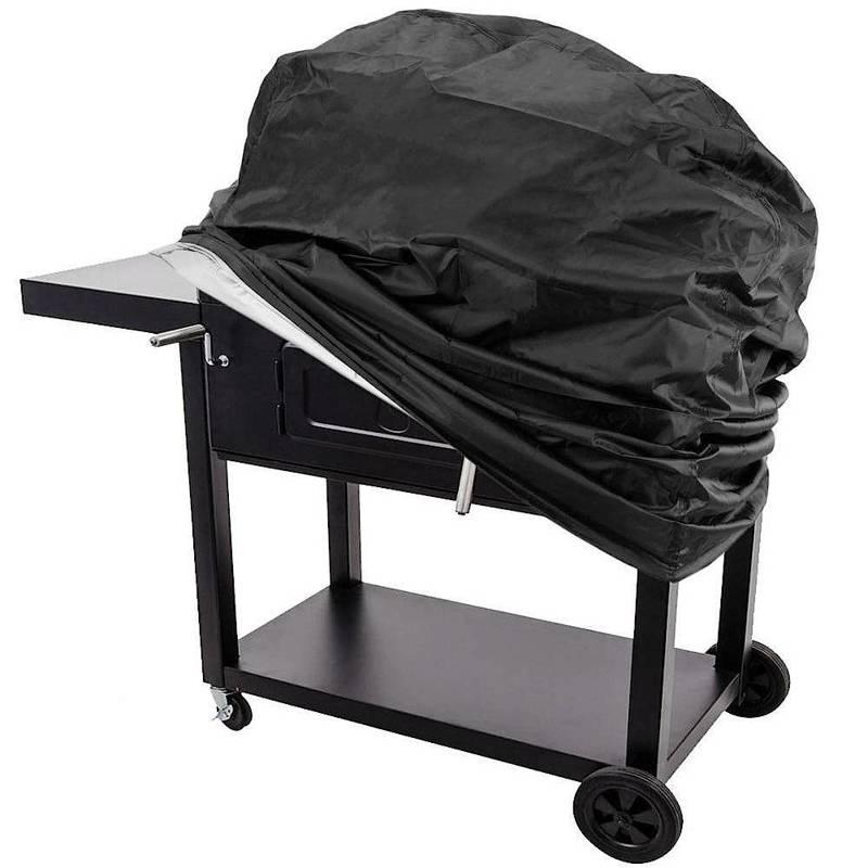 Pokrowiec, osłona, ochraniacz na grill ogrodowy, prostokątny, 125x62x95 cm