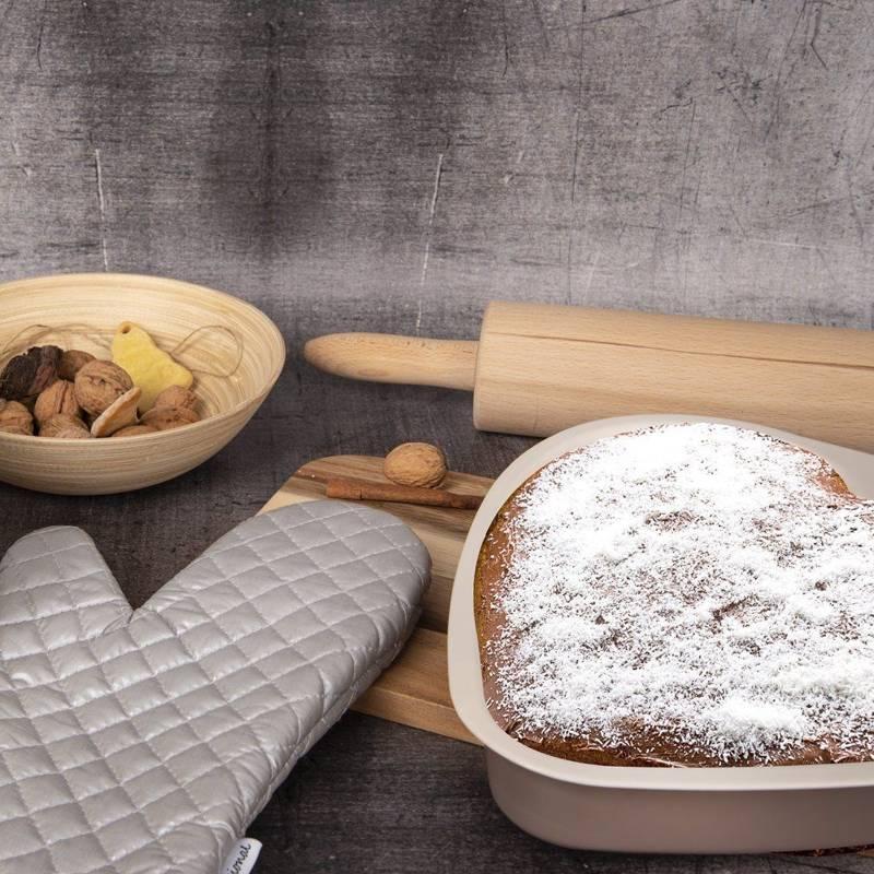 Profesjonalna rękawica kuchenna 30x18cm teflonowa