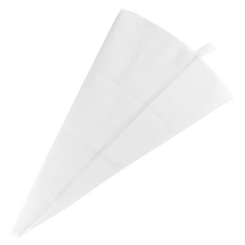 Rękaw cukierniczy SILIKONOWY worek dekorator 25 cm