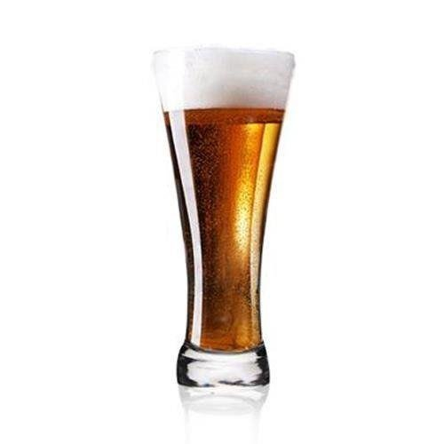 Szklanka do PIWA szklanki zestaw szklanek 380ml 6 sztuk