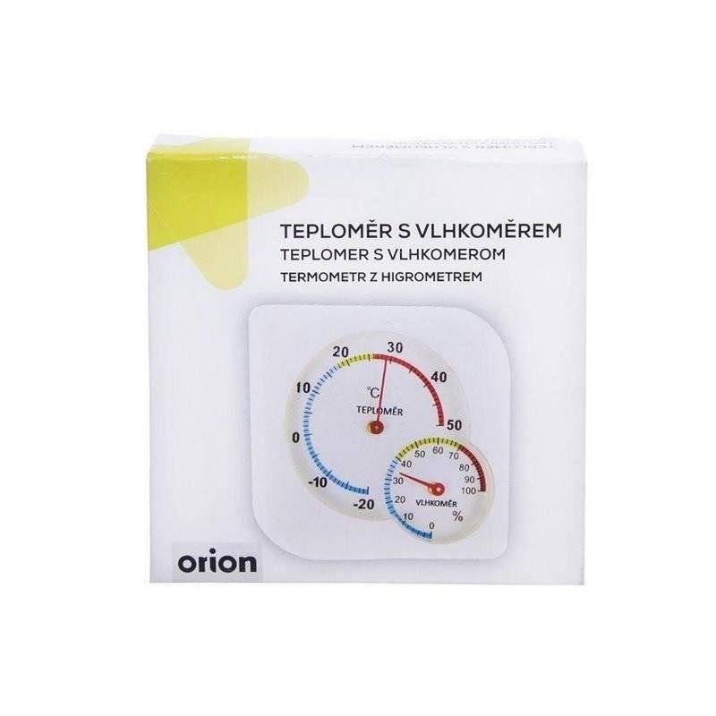 Termometr uniwersalny z higrometrem