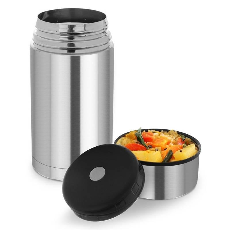 Termos obiadowy stalowy z szerokim wlewem 1,2L